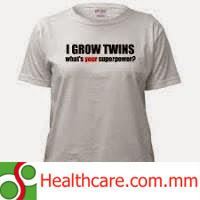 Twin Pregnancy အမွှာကိုယ်ဝန် ဘာဆင်ခြင်ရမလဲ?