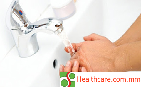 လက်ဆေးခြင်းဖြင့် ဝမ်းပျက်ဝမ်းလျှောရောဂါဖြစ်ပွားနှုန်း ၄၅ ရာခိုင်နှုန်းနှင့် အဆုတ်ရောဂါ ဖြစ်ပွားနှုန်း ၂၃ ရာခိုင်နှုန်း ကာကွယ်နိုင်