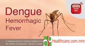 Dengue Haemorrhagic Fever (DHF) သွေးလွန်တုပ်ကွေး